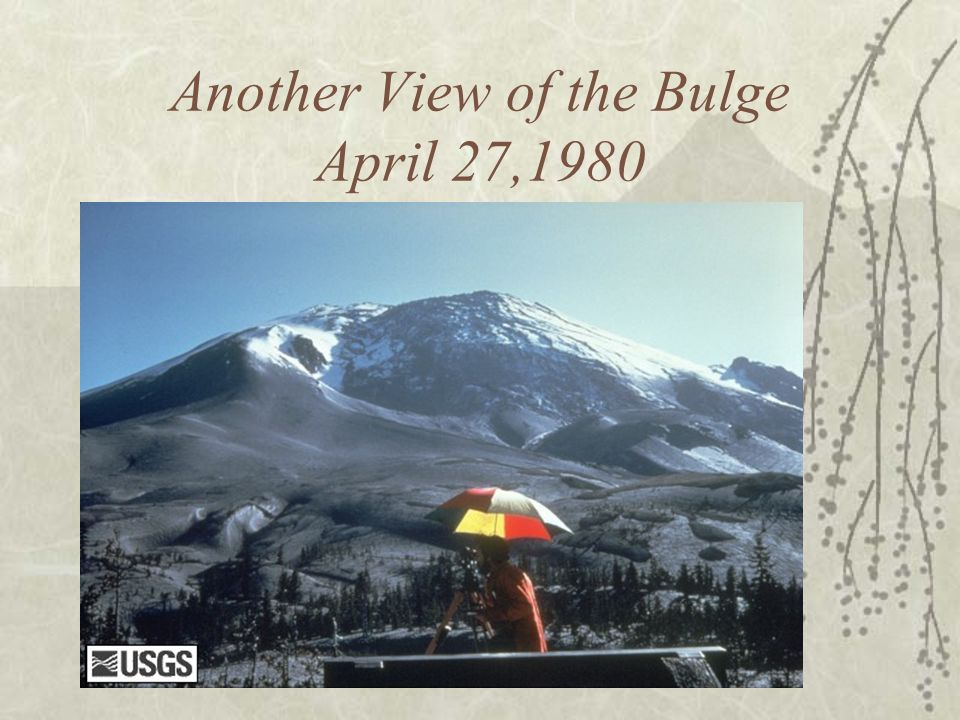 Another View of the Bulge April 27,1980