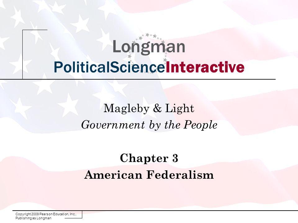 Longman PoliticalScienceInteractive