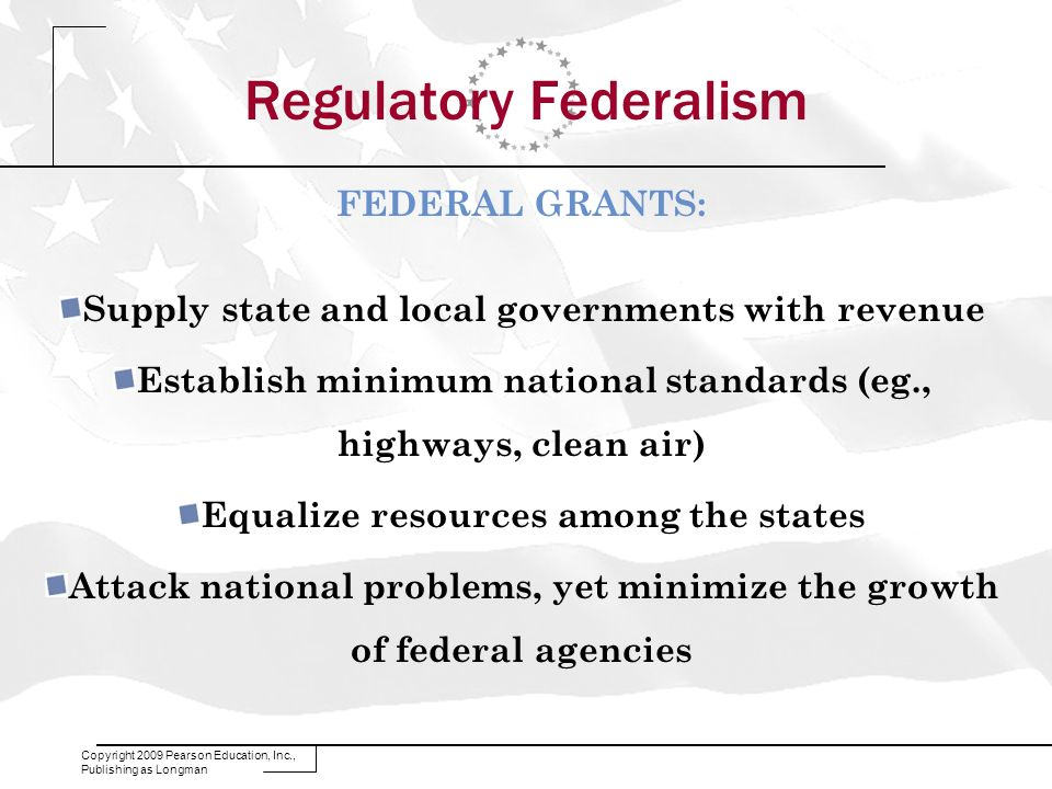 Regulatory Federalism