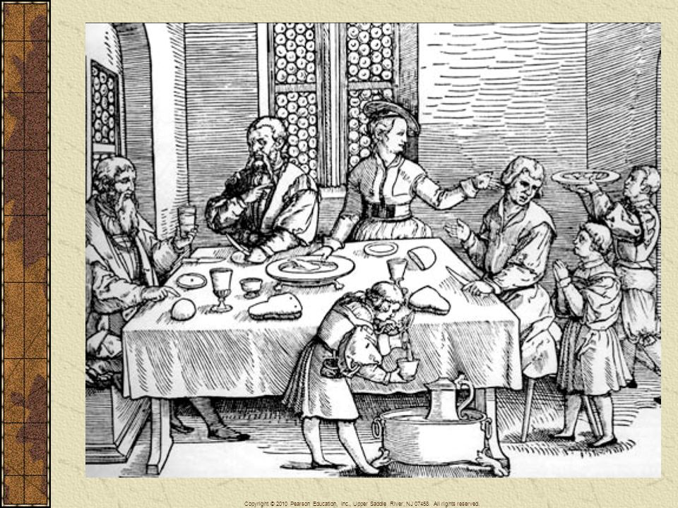 A Family Meal. In Max Geisberg, The German Single-Leaf Woodcuts, III: 1500–1550, rev. and ed. by W. L. Strauss (New York: Hacker Art Books, 1974)