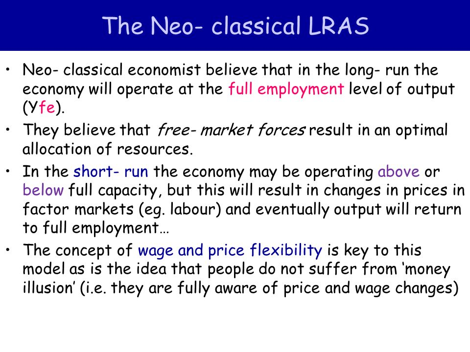 theory of income and employment | Keynesian Economics ...
