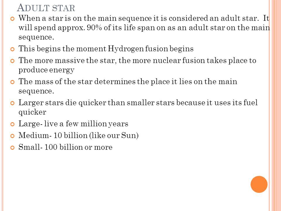 Adult star