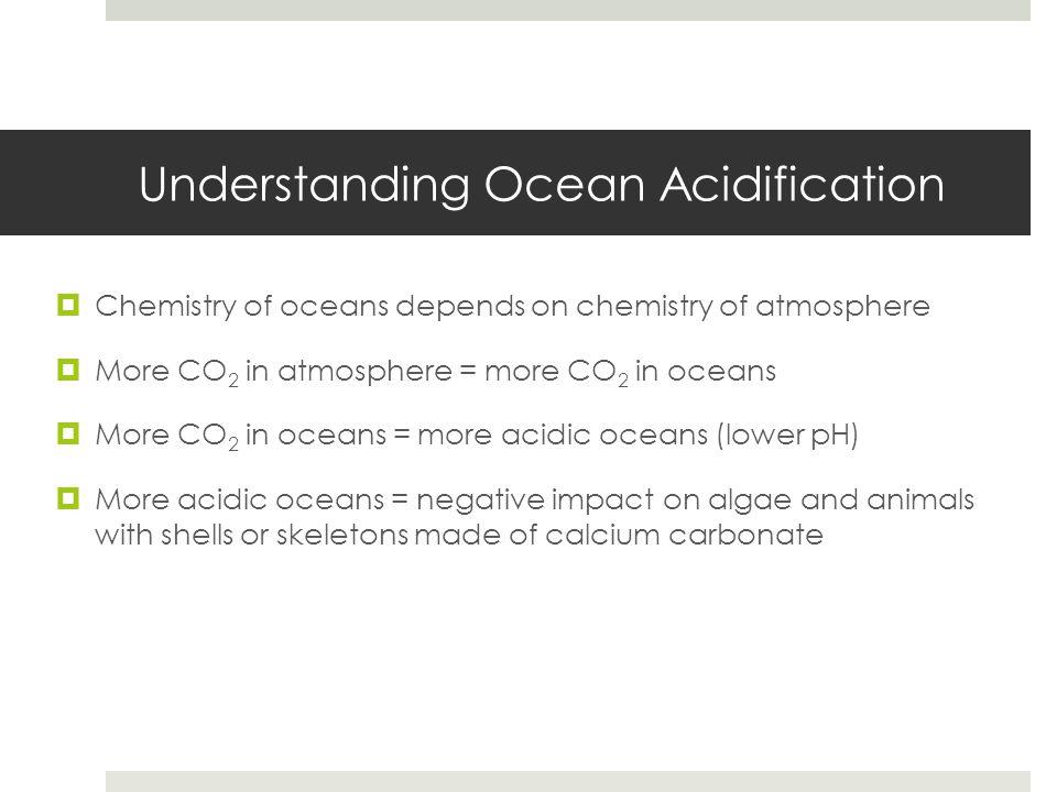 Understanding Ocean Acidification