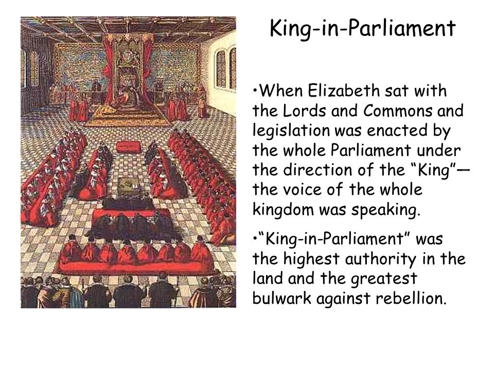 King-in-Parliament