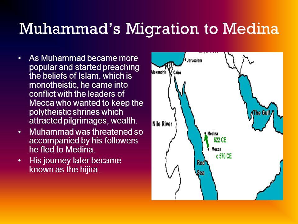 Muhammad's Migration to Medina