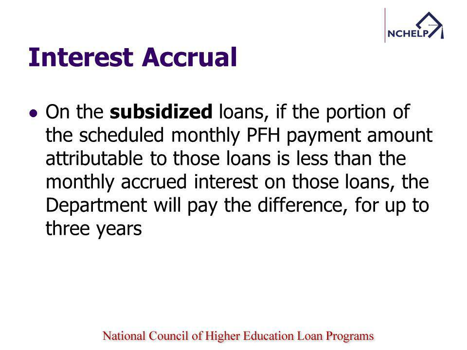Interest Accrual