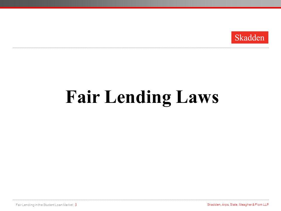 Fair Lending Laws