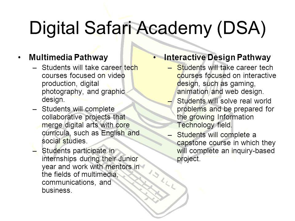 Digital Safari Academy (DSA)