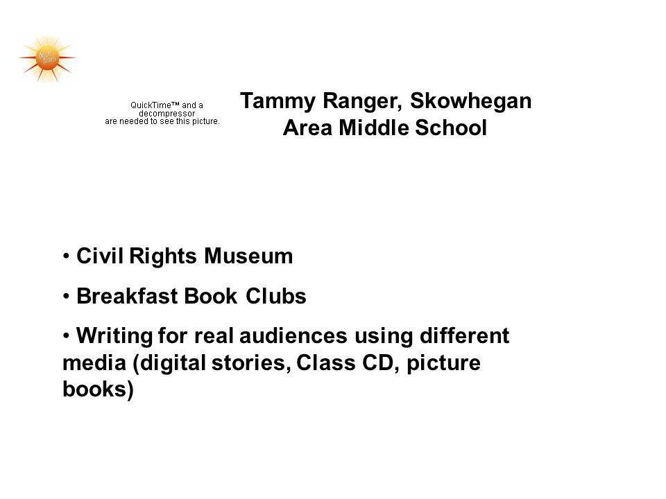 Tammy Ranger, Skowhegan Area Middle School