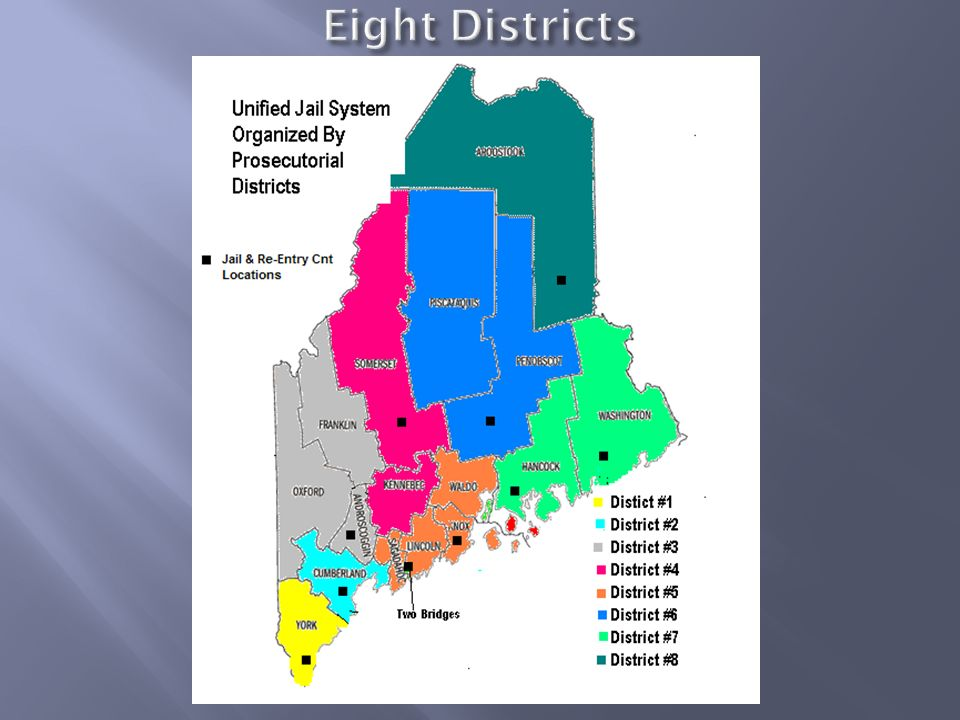Eight Districts