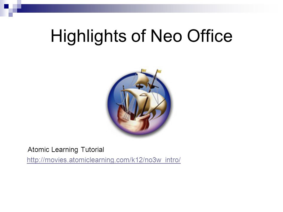 Highlights of Neo Office