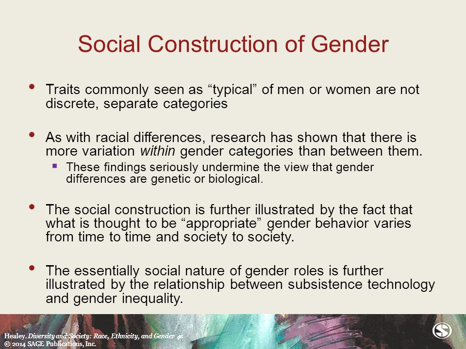 The Construction of Stereotypes within Social Psychology