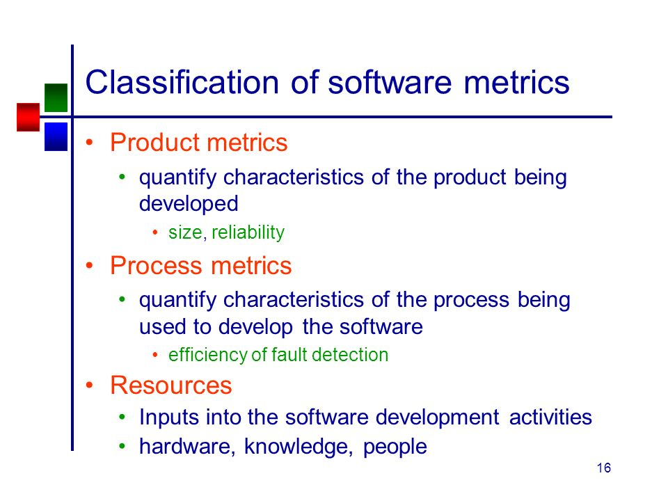 Metrics. - ppt download