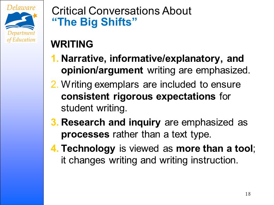 Critical Conversations About The Big Shifts