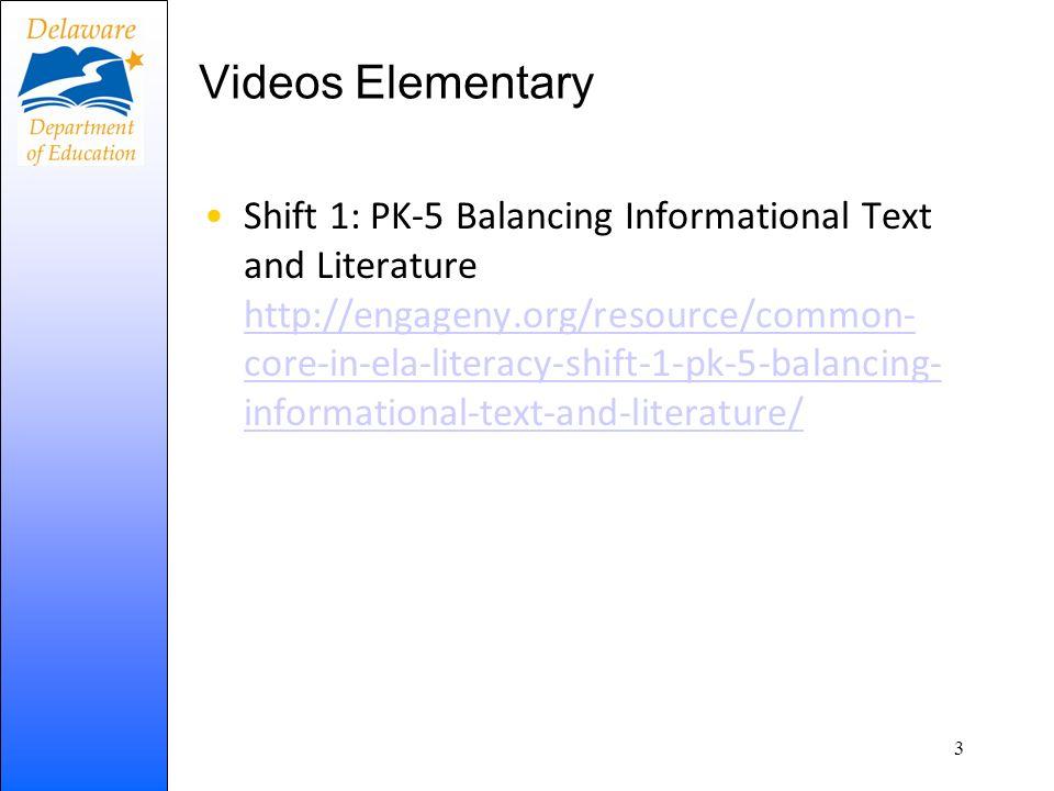 Videos Elementary