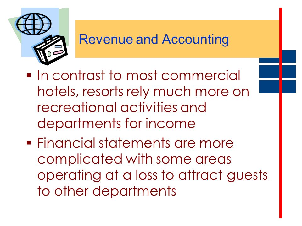 Revenue and Accounting