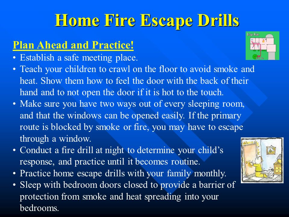 Foster Care Fire Safety Ppt Download