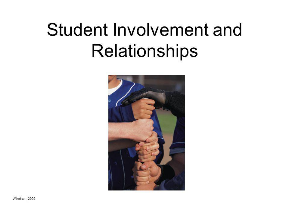 Student Involvement and Relationships