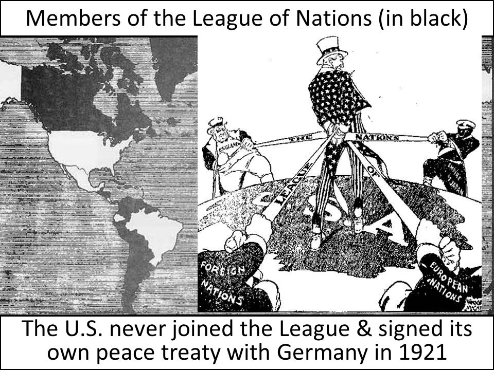 the league of nations had its The league of nations was the first truly international organisation to have  set  up in 1920 in the aftermath of the first world war, it was championed by a.