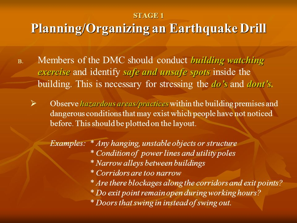 conducting an earthquake drill Tsunami drill in two coastal washington state school districts, gns science   encouraged to conduct drills for earthquakes, tsunami, or other.