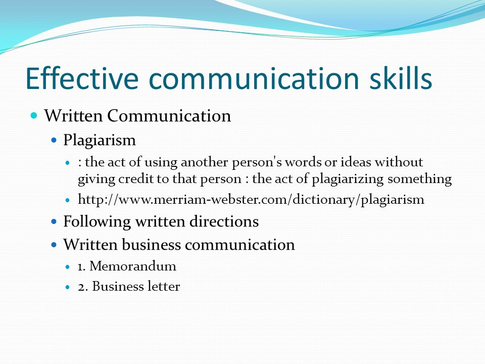9 Most Important Business Communication Skills