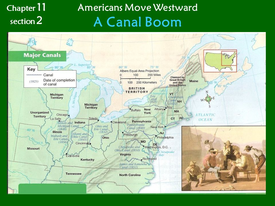 64 Americans Move Westward Chapter 11 ...