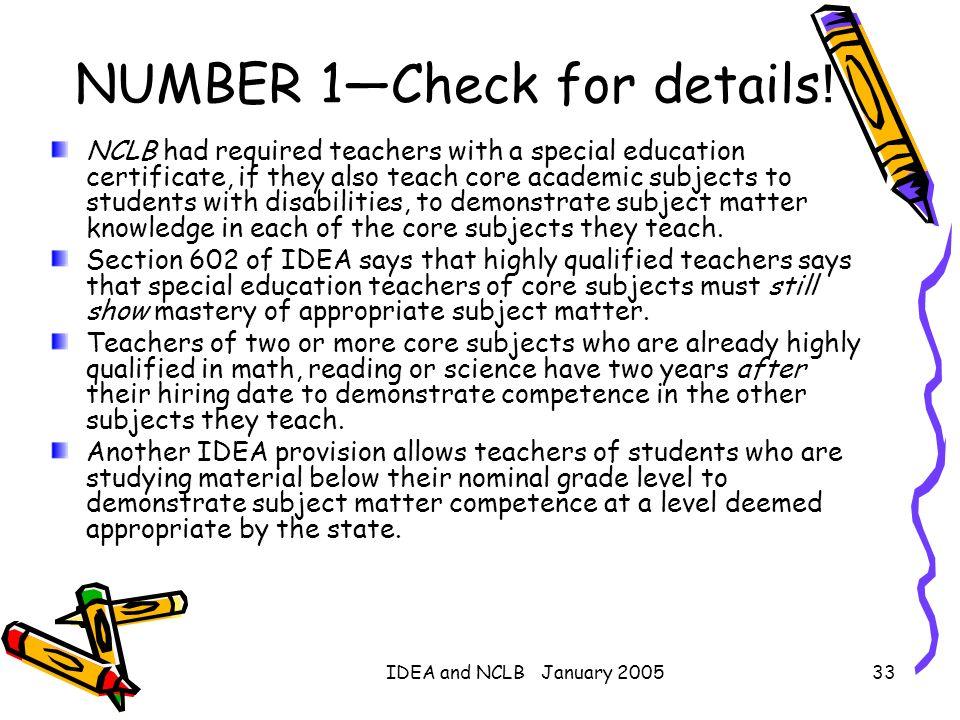 NUMBER 1—Check for details!