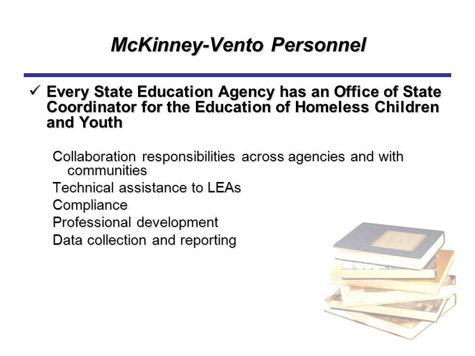 McKinney-Vento Personnel