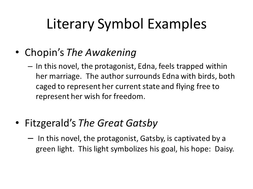 created by kathryn reilly ppt video online literary symbol examples