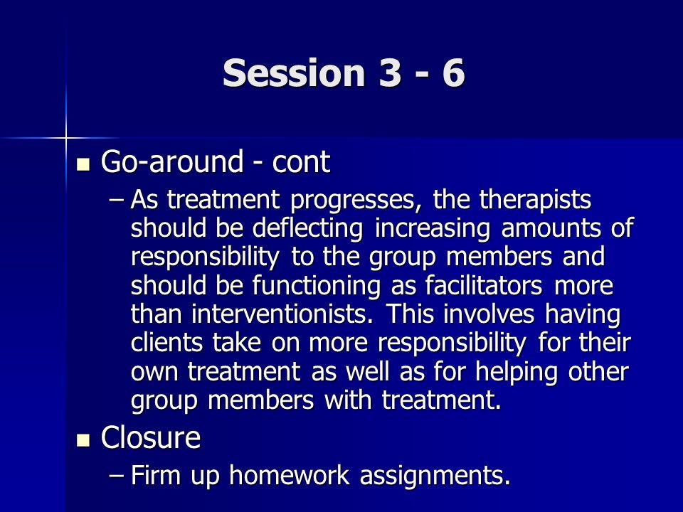 Session 3 - 6 Go-around - cont Closure