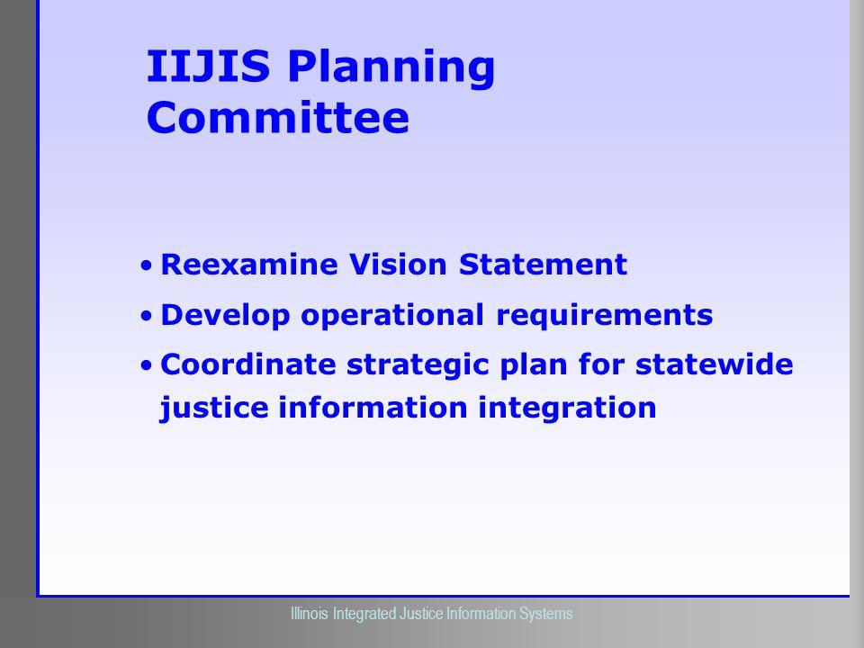 IIJIS Planning Committee