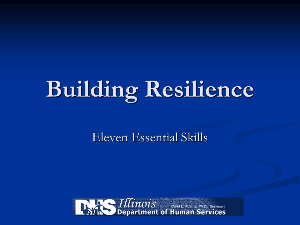 Eleven Essential Skills