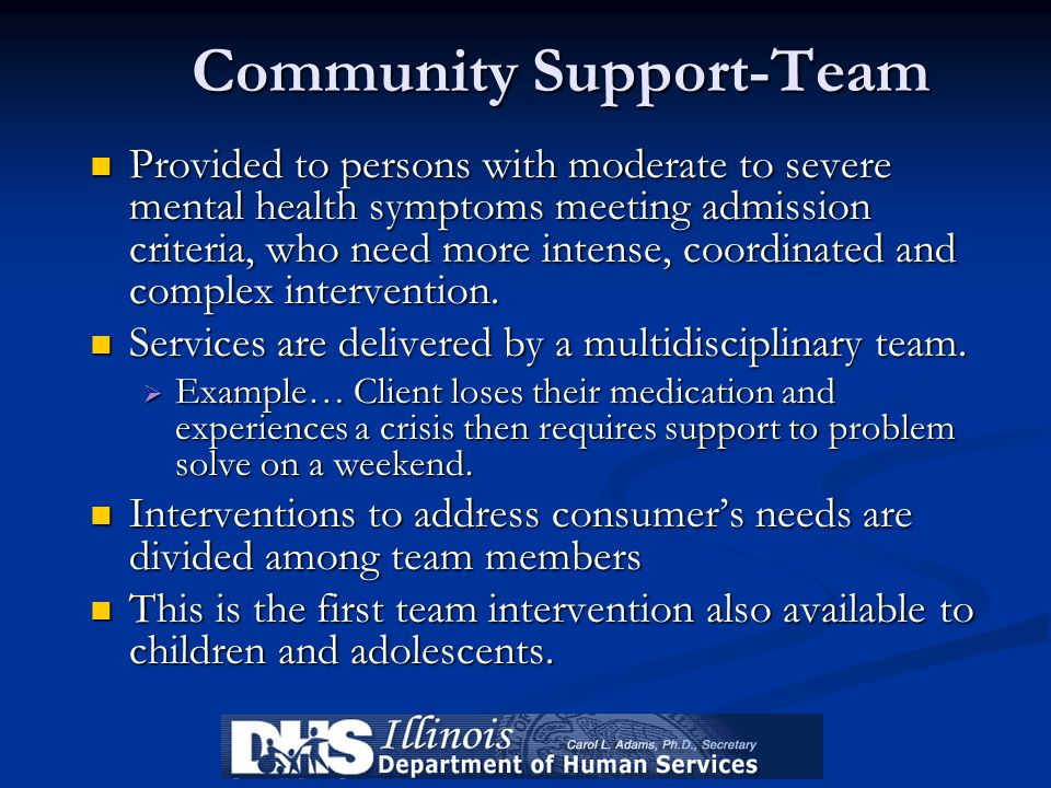 Community Support-Team