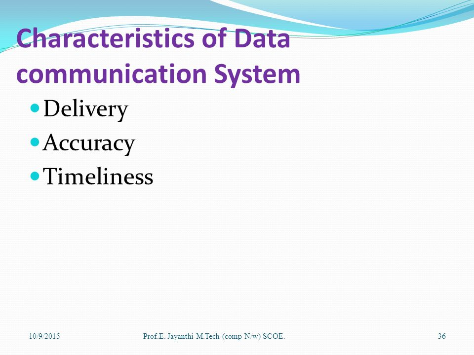 Data Communication System : Basics of communication ppt download