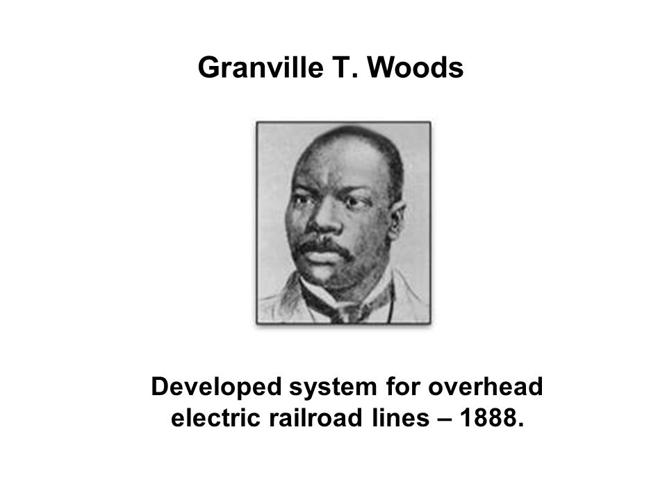 Developed system for overhead electric railroad lines – 1888.