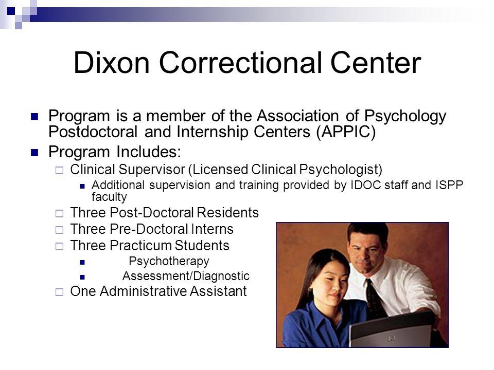 Dixon Correctional Center