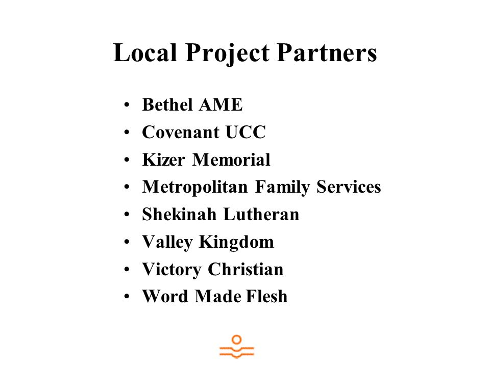Local Project Partners