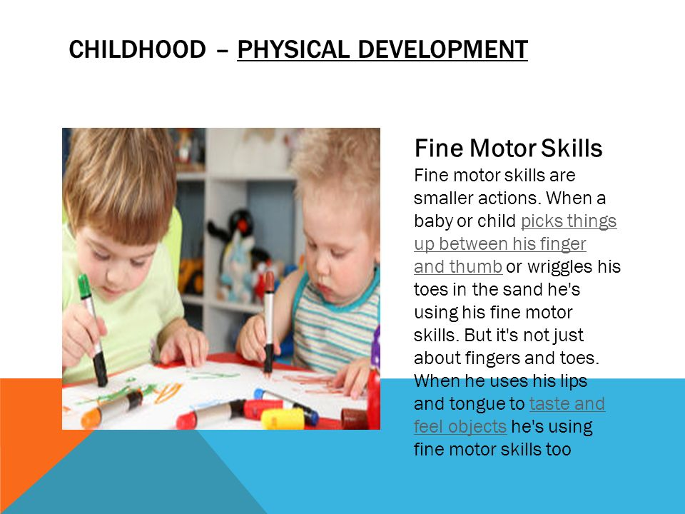 Unit 3 individual needs in health and social care ppt for Physical and motor development in early childhood