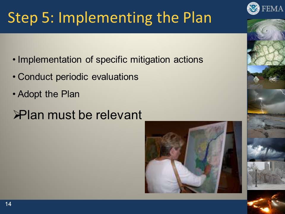 Step 5: Implementing the Plan