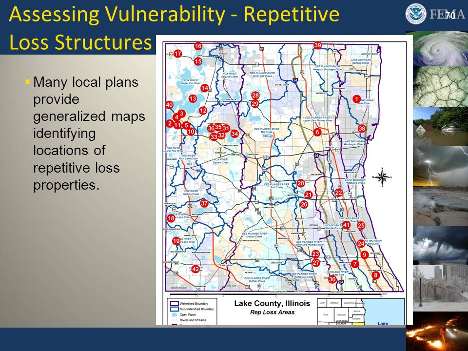 Assessing Vulnerability - Repetitive Loss Structures