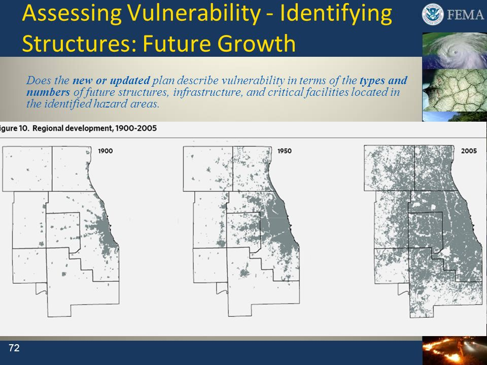 Assessing Vulnerability - Identifying Structures: Future Growth