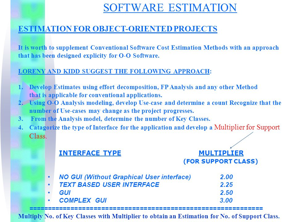 Pdf Software Cost Estimation Based On Use Case Points For