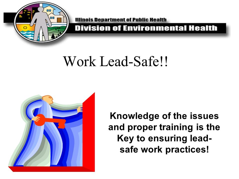 Work Lead-Safe!.