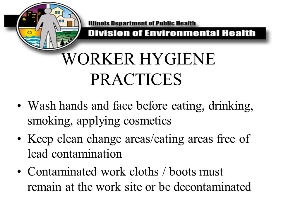 WORKER HYGIENE PRACTICES