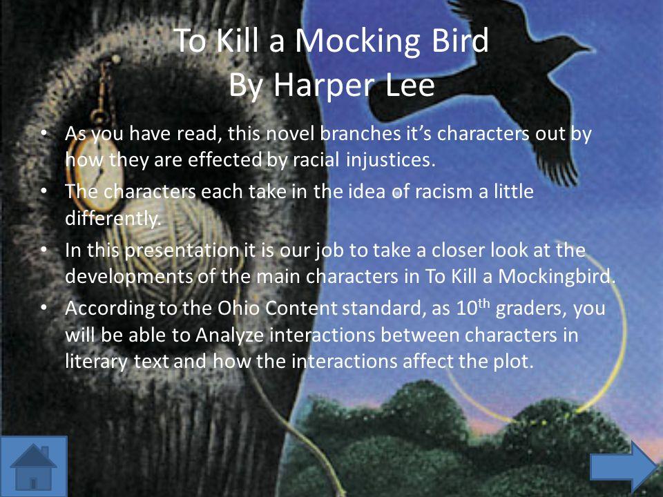 Essay To Kill A Mockingbird