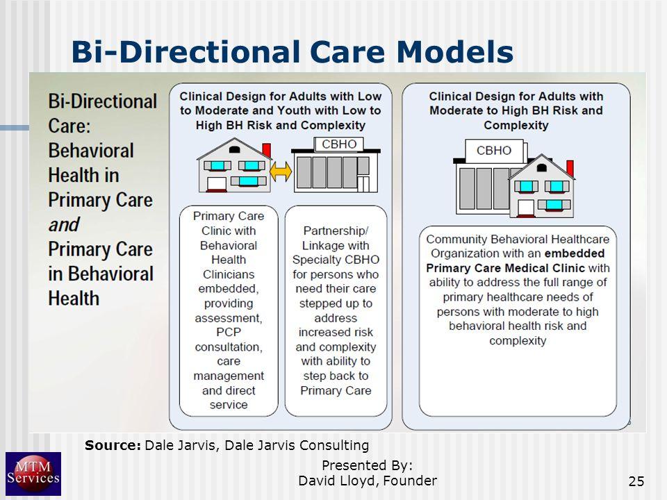 Bi-Directional Care Models
