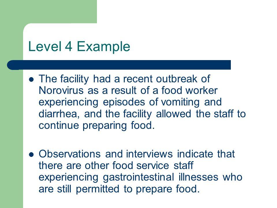 Level 4 Example