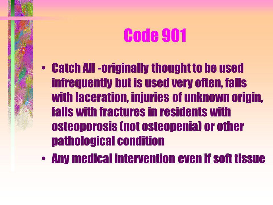 Code 901