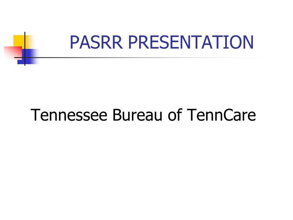 Tennessee Bureau of TennCare