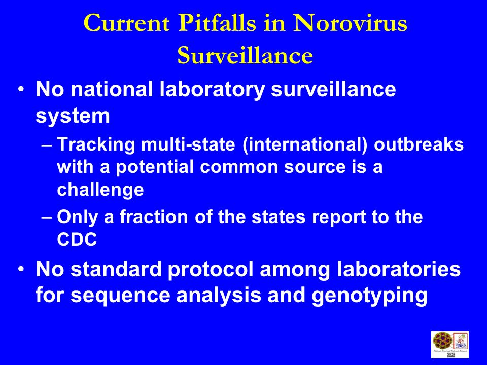 Current Pitfalls in Norovirus Surveillance